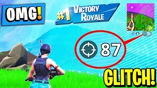 """GLITCH ASSURDO"" WIN ALL FORTNITE PARTITES! 😱"