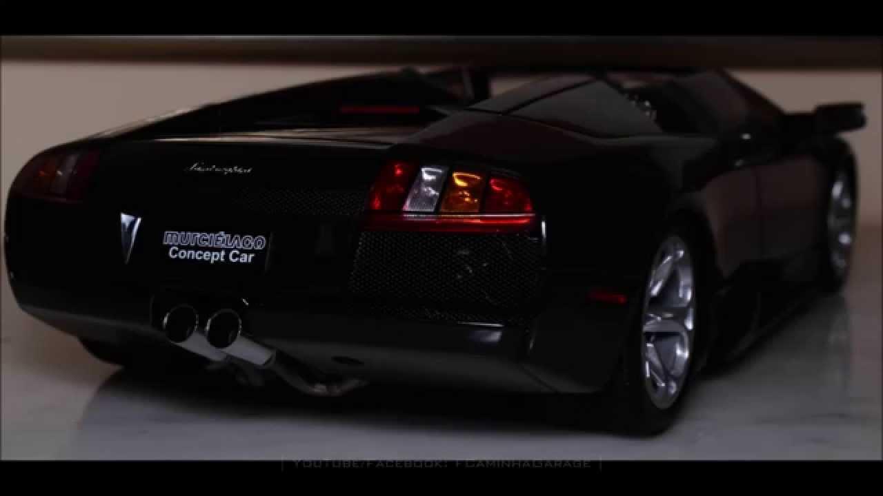 Lamborghini Murcielago Concept Car Autoart Fcaminhagarage Hd