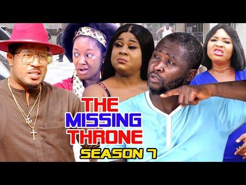 Download THE MISSING THRONE SEASON 7 - (New Trending Movie HD)Uju Okoli 2021 Latest Nigerian Nollywood Movie
