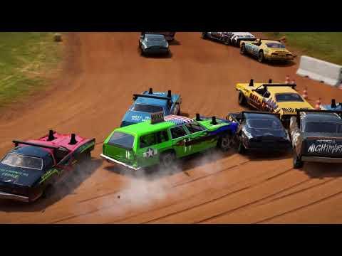 Wreckfest_20200405123655 '81 LTD Wagon Bloomfield Speedway Full Contact Figure 8 Fun 04.05.2020