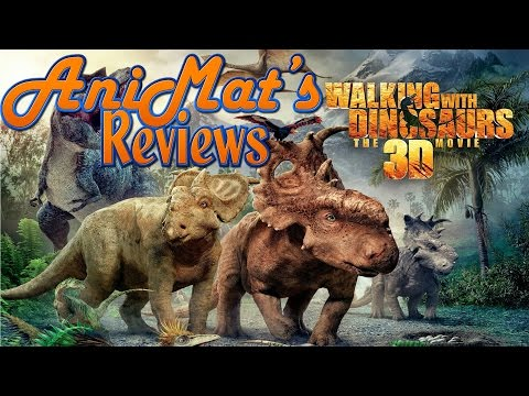 Walking With Dinosaurs (2013) - AniMat's Reviews