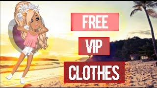 How to get free VIP clothes when your non VIP 2016 * no charles *