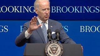 Vice President Joe Biden remarks on the Russia-Ukraine conflict