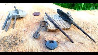 Ищем древние металлы 2021