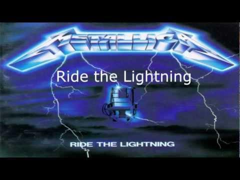 Metallica - Ride the Lightning (Instrumental album) HQ