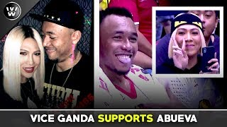 Vice Ganda Supports Calvin Abueva | Beast Ganda part1