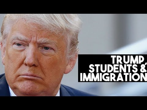 TRUMP EFFECT! Jobs, Visas And International Students | F1 & H1B
