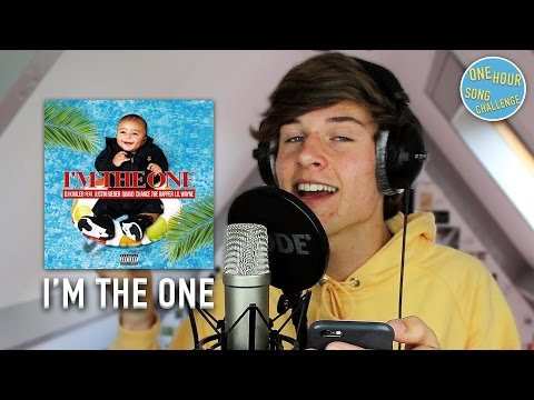 I'M THE ONE - DJ KHALED & JUSTIN BIEBER | ONE HOUR SONG CHALLENGE
