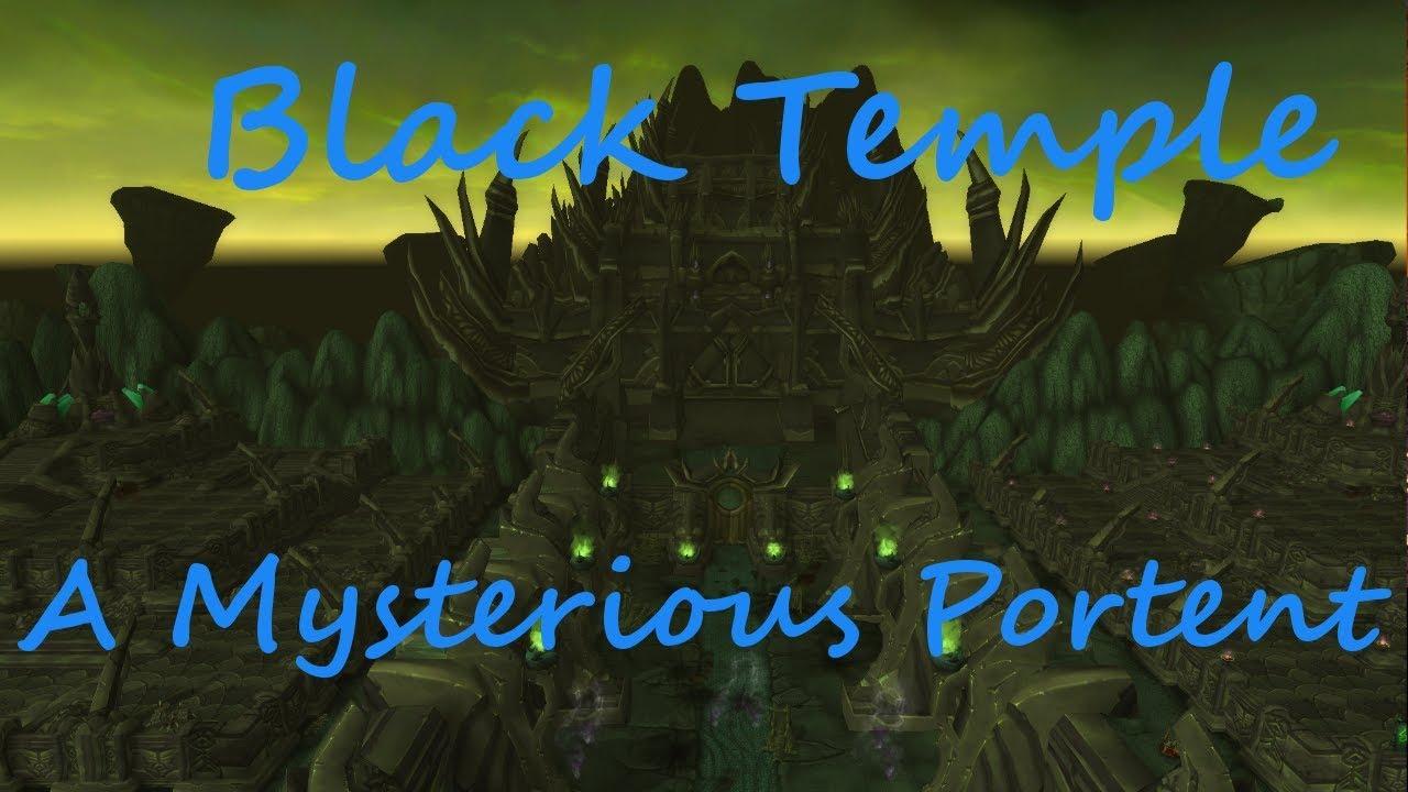 Quest 10706 a mysterious portent aldor narration for Portent translation