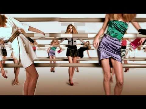 ELISABETTA FRANCHI CELYN B. Spring Summer 2011 Campaign Backstage Video