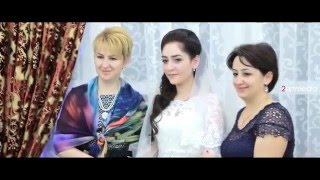 Шамиль и Мадина 24-25 сентября 2015 года карачаевская свадьба