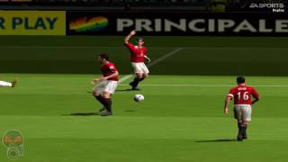 FIFA Football 2005 | PC Gameplay | 1080p HD | Max Settings