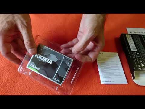 """KIOXIA EXCERIA 240GB 2.5"""" SATAIII TLC (LTC10Z240GG8)"""