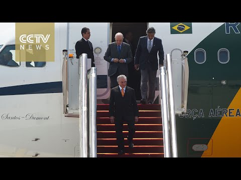 G20 Summit: World leaders arriving in Hangzhou
