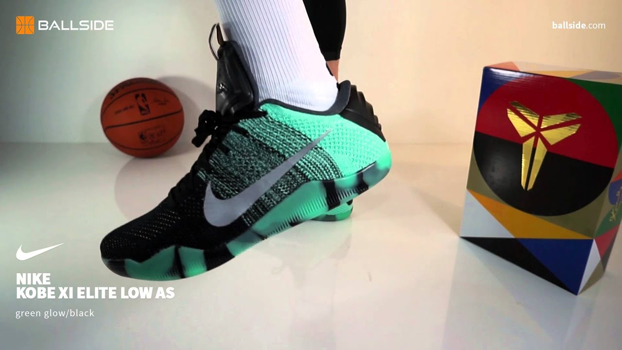 09092c19537 Nike Kobe XII Elite Low AS on feet - YouTube