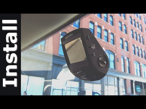 Rexing V1 - Dash Cam Full Installation | Step By Step Install