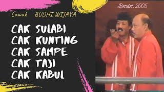 Download LAWAK,Cak KUNTING,SAMPE,SULABI DKK,,Ludruk BUDHI WIJAYA Pimp.Bpk.Sahid - Kudu Jombang @AN tree