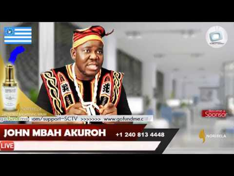 SCTV Wakaman One on One with John Mbah Akuro - hosted by Dexter