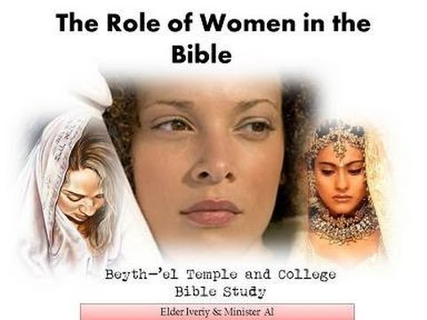 women s roles in the bible The role of women in the church by david webb : while the bible exalts women more than any other book ever been written, the scriptures distinguish between the roles of men and women.
