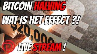 Live Stream | Bitcoin Halving wat is het Effect ?! | Markt update Bitcoin en Aandelen ! Donatie Link: https://www.tipeeestream.com/dagelijksdoopie/donation ...