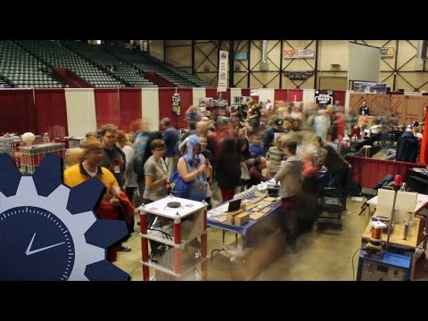 Hanging at G.R. Comic Con: Abbreviated Workday #41