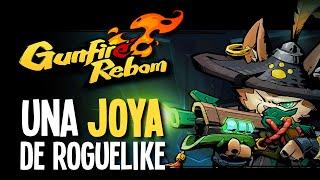 GUNFIRE REBORN | Vaya JOYA de Shooter Roguelike! ES UN VICIO!