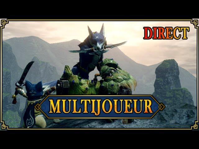 Démo MH Rise #2 : Multijoueur tranquille !