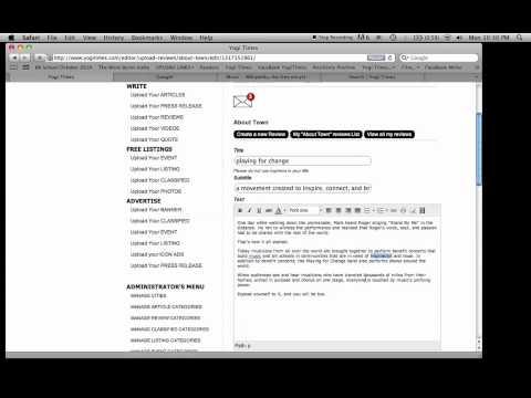 HOW TO HYPERLINK KEYWORDS V1 MB