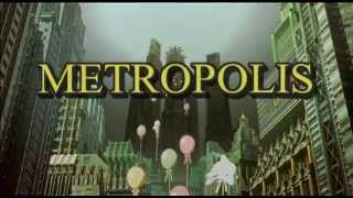 Bande annonce Metropolis