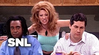 Office Flirt - Saturday Night Live