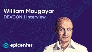 Interview with William Mougayar at DEVCON1 in London