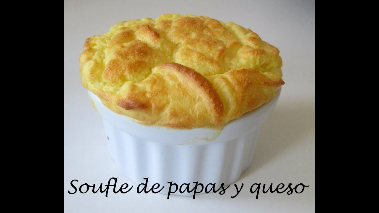 Soufle de papas facil y rico silvana cocina youtube for Cocina facil