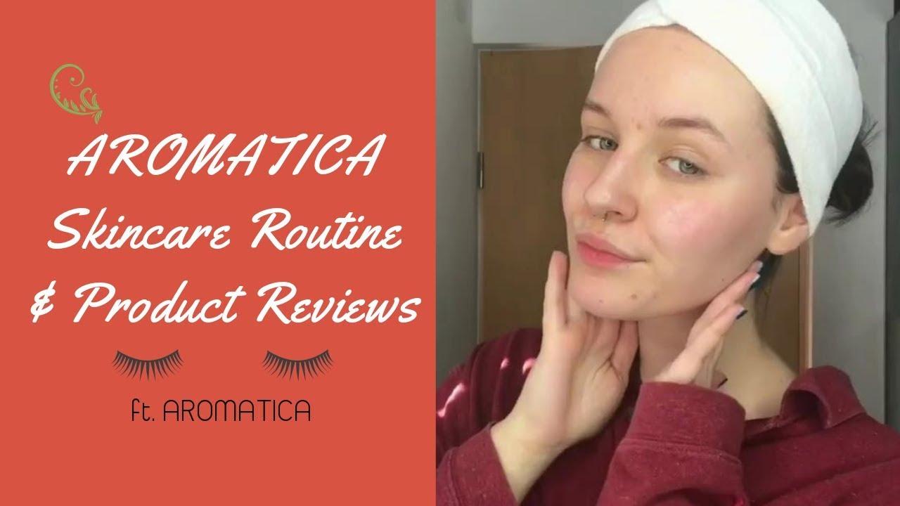 Aromatica Skincare Routine Product Reviews Yesstyle Korean