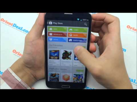 Octa-core Android 4.2 Phone - Mega 6.0 Google Play Store Testing