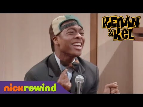 Kel Dropped the Screw in the Tuna  Kenan & Kel  The Splat