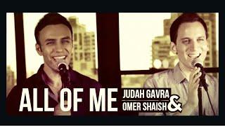 All Of Me- John Legend (Judah Gavra & Omer Shaish)