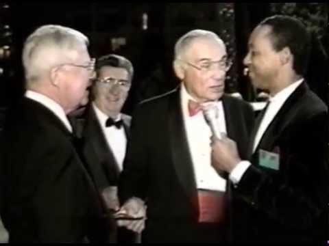 Rare Footage: Johnny Lujack- Heisman Trophy Winner is Hilarious!