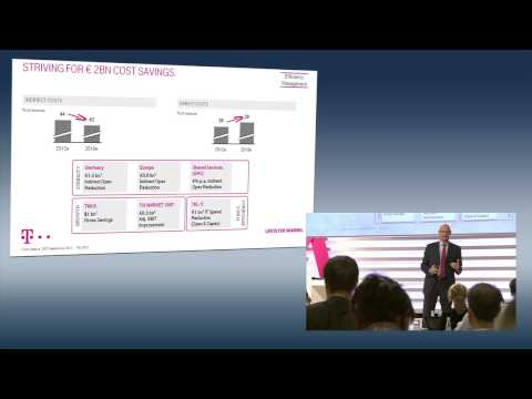 Timotheus Höttges (CFO) - Deutsche Telekom Capital Markets Day 2012