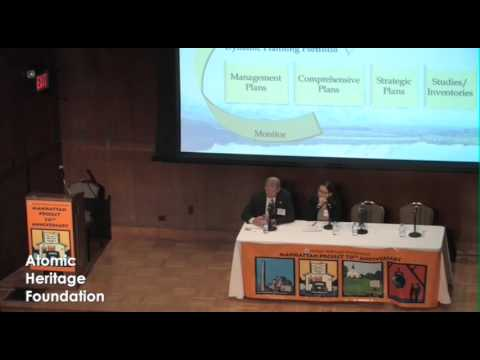 Manhattan Project Symposium: Patrick Gregerson and Jaime Shimek