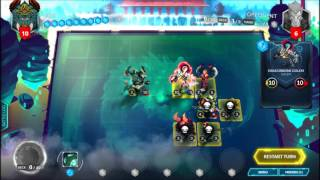 Duelyst Solo Challenge 2 - 3 Beast Of War