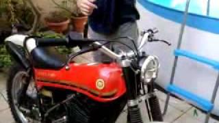 Video 1978 Montesa cota 348 kickstart download MP3, 3GP, MP4, WEBM, AVI, FLV Oktober 2017