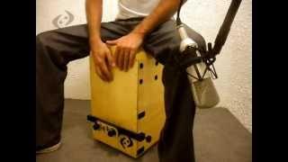 Platinela horizontal - ED luthier