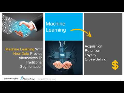 Machine Learning Segmentation in the Digital Age
