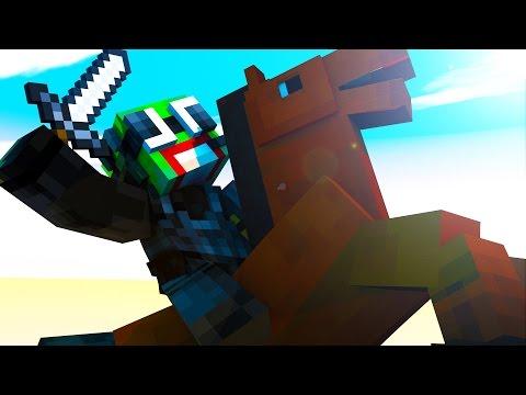 Minecraft Battlefield - WORLD WAR MOBS!