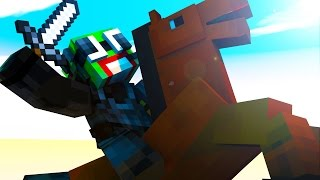 Minecraft Battlefield - WORLD WAR MOBS!