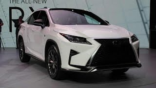 DETAILED REVIEWS 2018 Lexus RX 350 ¦ 2018 Lexus RX 350 Third Specs ¦ 2018 lexus RX 350 Pictures