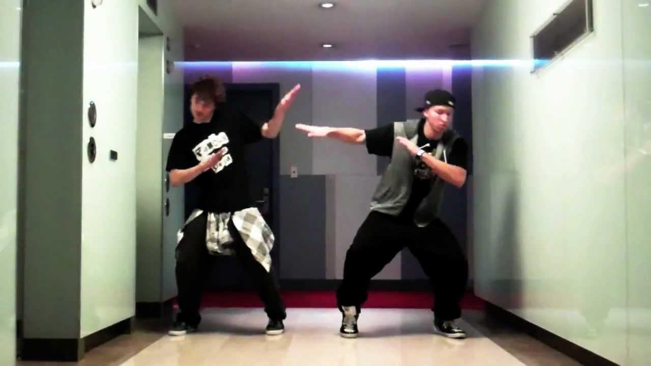 Scary Monsters Skrillex Dubstep Dance Choreography Matt Steffanina Hip Hop Youtube