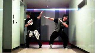 SCARY MONSTERS - Skrillex DUBSTEP Dance Choreography » Matt Steffanina Hip Hop