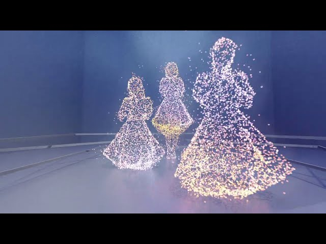 "Perfume Imaginary Museum ""Time Warp"" Special Teaser Movie"