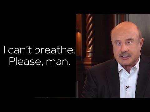Dr. Phil Analyzes The Actions Of Police During The 8 Minutes, 46 Seconds That Took George Floyd's…